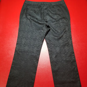 Dana Buchman sz 12 textured dress pants